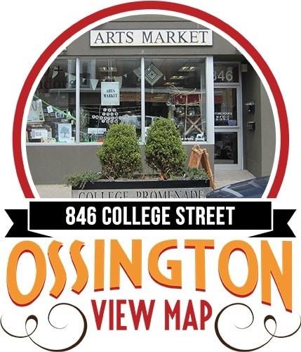 Ossiginton Artsmarket Location Toronto
