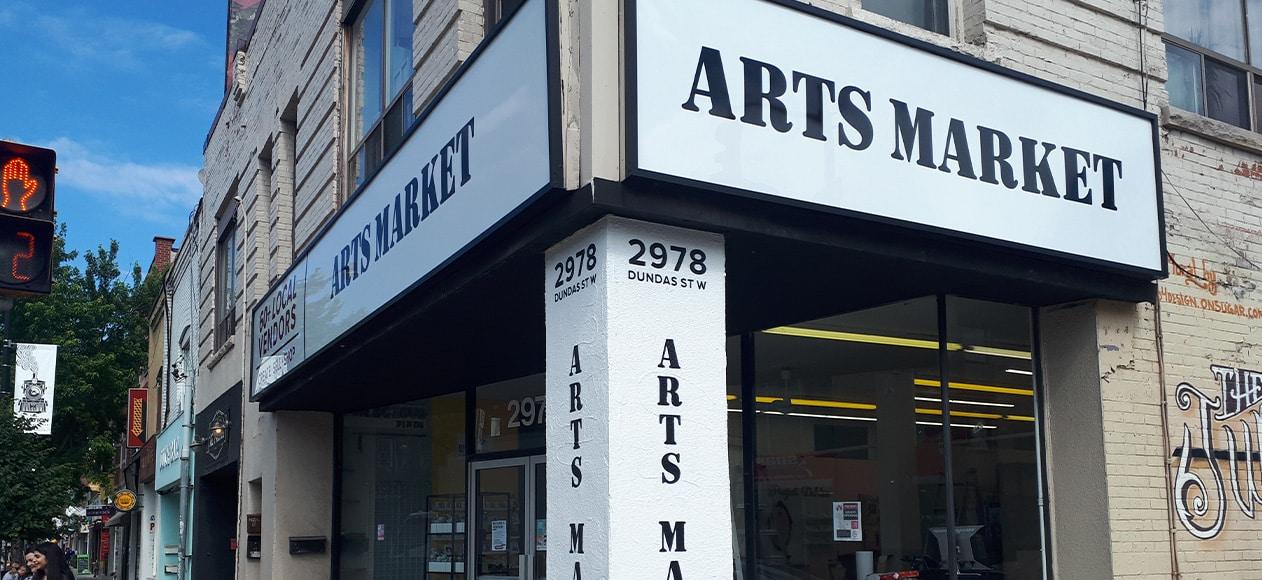 Arts Market 4th Location